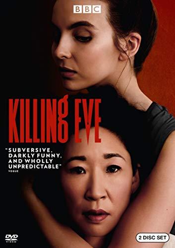 - Killing Eve: Season One (DVD)