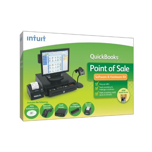 QuickBooks Point Sale Basic Hardware product image