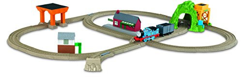 Fisher-Price Thomas and Friends Bustling Railway Set