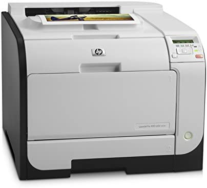 HP LaserJet Pro 400 M451dn- Impresora láser, color blanco: Amazon ...