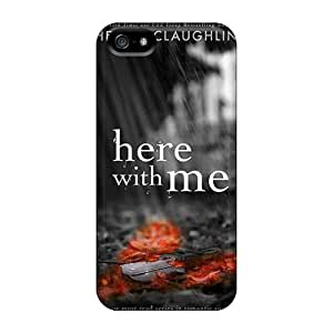 Bumper Cell-phone Hard Covers For Iphone 5/5s With Customized Vivid Breaking Benjamin Pattern EricHowe
