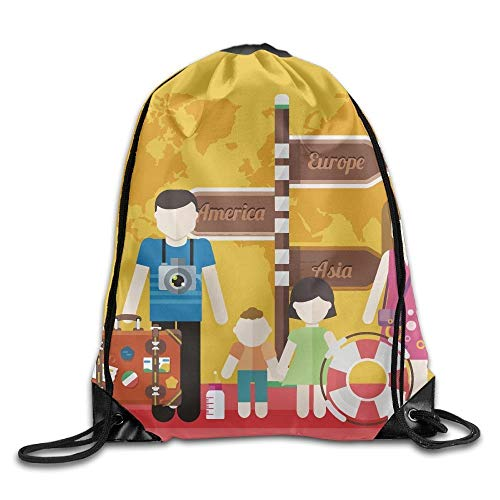families home rucksack shoulder bag