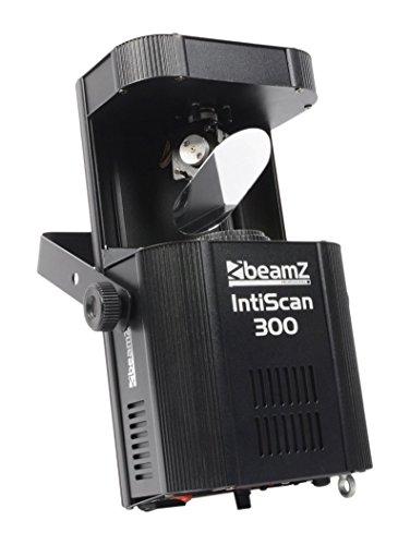 Beamz IntiScan300 LED-Scanner DMX Gobos