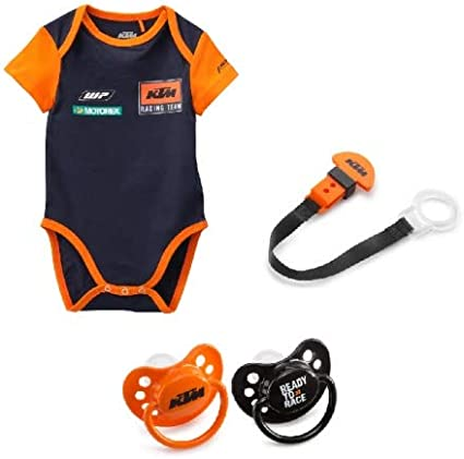 Original KTM Set Baby Body 92 Chupete Chupete Banda 4 Piezas ...