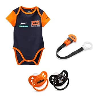 Original KTM Set Baby Body 80 Chupete Chupete Banda 4 Piezas ...