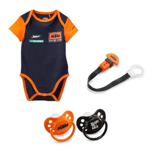 KTM Lot de 4 tétines pour bébé Body 80