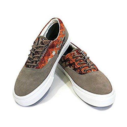 Sneakers Di Moda Uomo In Pelle Scamosciata Dx Suede