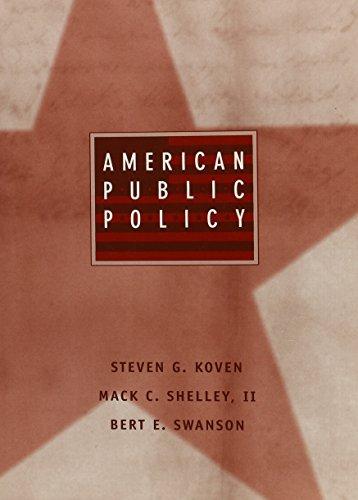american-public-policy-the-contemporary-agenda