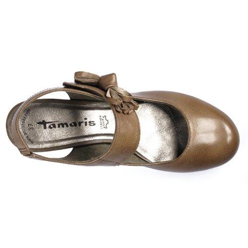 Tacco Talpa Scarpe Donna Col Tamaris qPT1RHn