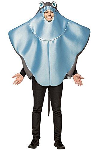 Stingray Animal Costume (Rasta Imposta Stingray Adult Costume One Size)
