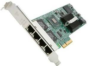 Intel E1G44ET2 Interno Ethernet 1000Mbit/s adaptador y tarjeta de red - Accesorio de red (Alámbrico, PCI-E, Ethernet, RJ-45, 1000 Mbit/s, 10/100/1000 Mbps)