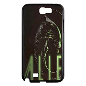 Samsung Galaxy Note 2 N7100 Phone Cases Black Alien BCH990917