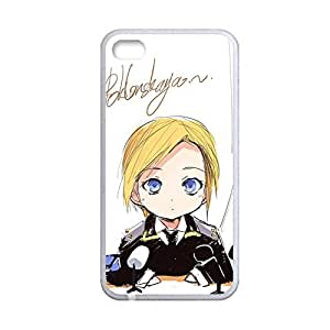 Printing Natalia Poklonskaya For Apple Iphone 4S 4 Th Love Back Phone Case For Girly Choose Design 5