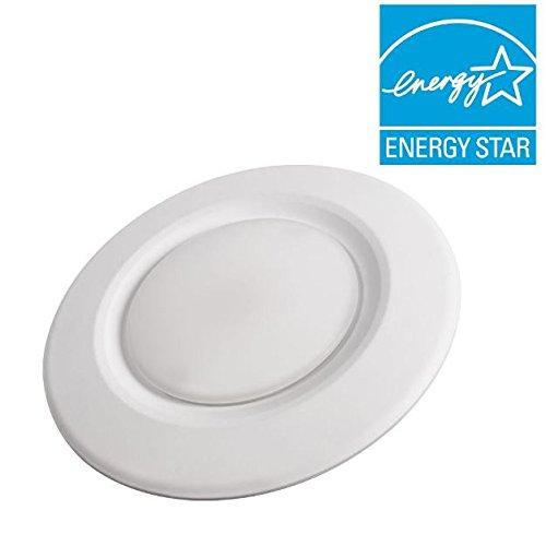 Commercial Electric Led Disk Lights - 3