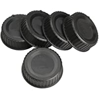 Vktech® 5pcs Rear Lens Cap Cover for All Nikon AF AF-S...