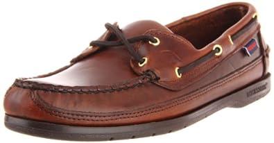 Amazon.com | Sebago Men's Schooner Boat Shoe | Loafers & Slip-Ons