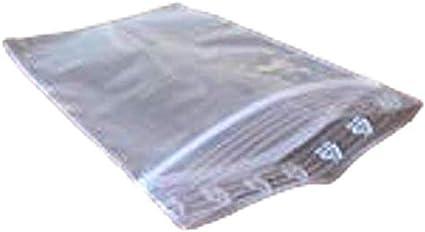 10 bolsa zip 180 x 250 mm bolsas con cremallera de cierre 18 X 25 cm cierre a presi/ón est/ándar ECE alimentairet compatible congelaci/ón