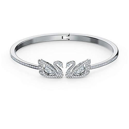 SWAROVSKI Dancing Swan Bangle