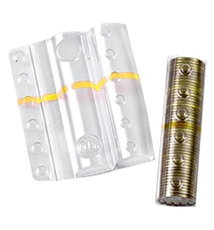 Cilindri per Monete 10 cent confezione da 300 pz pz