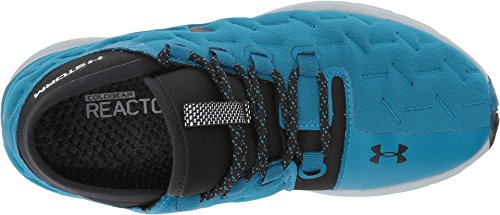 Run black Reactor Shoes Blue Bayou Under overcast Femme Armourwomen's Gray Running Charged EtXn6Px
