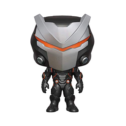 Funko 36017 Pop! Games: Fortnite - Omega, One Size, Multicolor