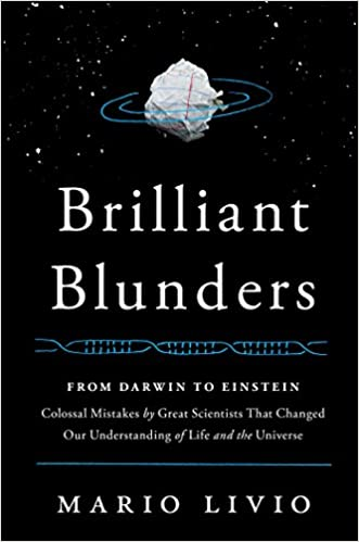 Book Cover: Brilliant Blunders