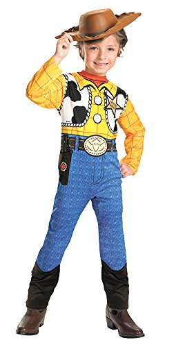Boys - Toy Story Woody Child 7 10 Halloween Costume - Child 7-10