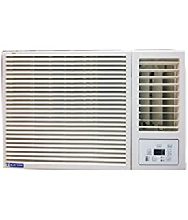 carrier window air conditioner. blue star 5w18ga window ac (1.5 ton, 5 rating, white, copper carrier air conditioner r