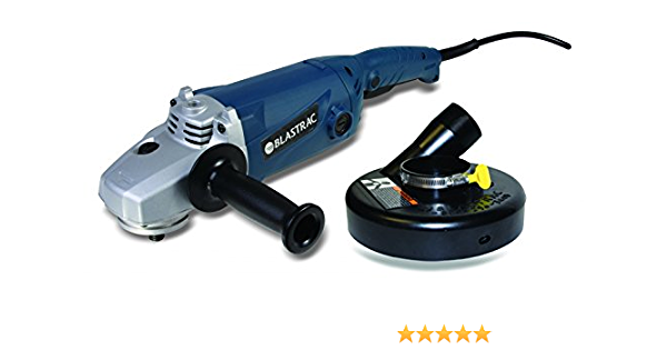 Blastrac 05 67000 Concrete Grinder Vacuum Assembly With Full Shroud 7 Amazon Com Industrial Scientific