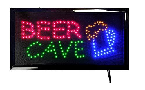 - Beer Cave L.E.D.Sign