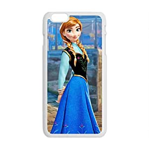 Frozen Princess Anna Cell Phone Case for Iphone 6 Plus