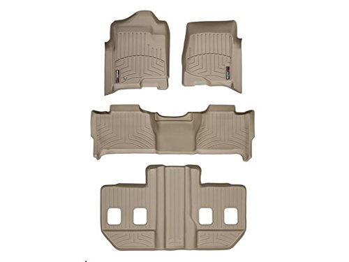 WeatherTech 45066 – 1 - 2 – 5 DigitalFit Floorlinerセット B01049YON0  - -