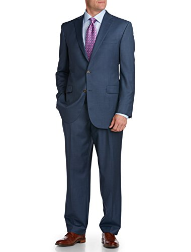 Jack-Victor-Big-Tall-Sharkskin-Nested-Suit-Long-Blue