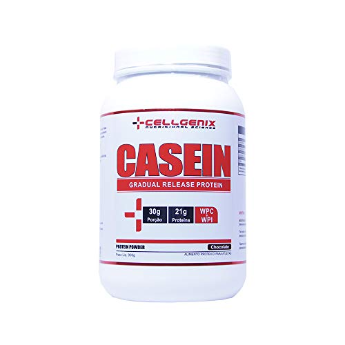 Caseína 907g - Chocolate - Cellgenix