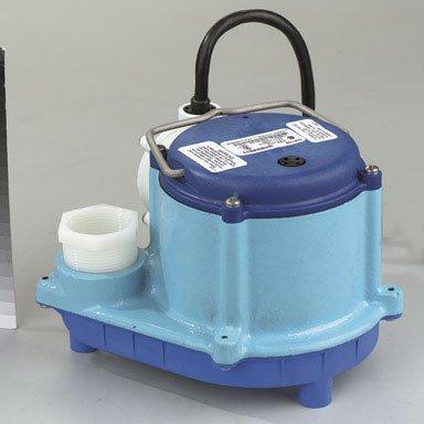 Little Giant 6-CIA Submersible Sump Pump 115V 50//60 Hz