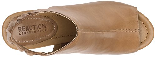 Kenneth Cole Reaction Women's Sole Chick Wedge Sandal Butterscotch SEZFoGtk2