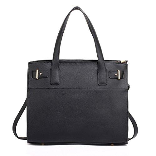 Chloe Hobo Black Bag - 6