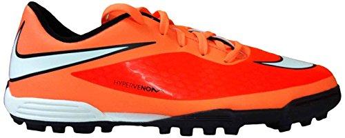 Fußballschuhe Jungen Jr Orange Schwarz Weiß Hypervenom IC Nike CnHtxzqz