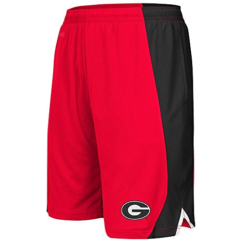 georgia bulldog basketball shorts - 2