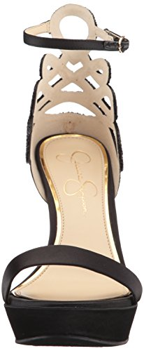 Pictures of Jessica Simpson Women's BAYVINN Heeled Sandal US 6