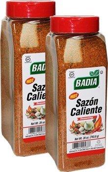 Badia Sazon Caliente 28 oz Pack of 2