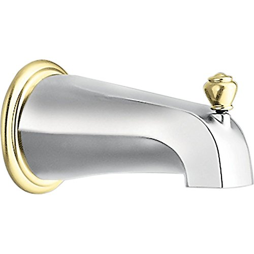 Moen 3807CP Monticello Diverter Tub Spout