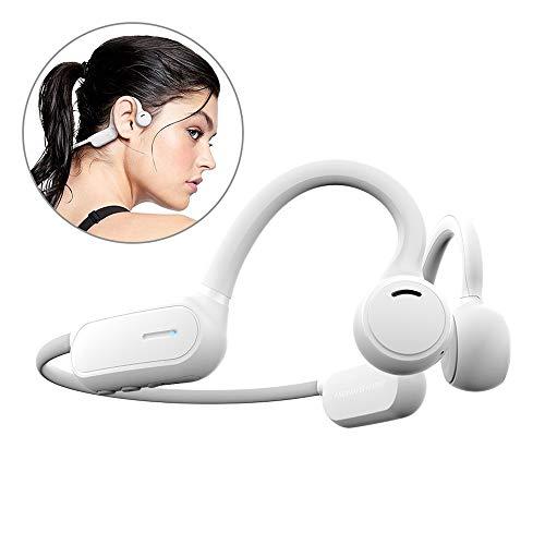 ALOVA Bluetooth Earbuds Open Ear Headphones Wireless Sports Headset Waterproof IP56 Free Ears Earphones BT 5.0 HD Phone…