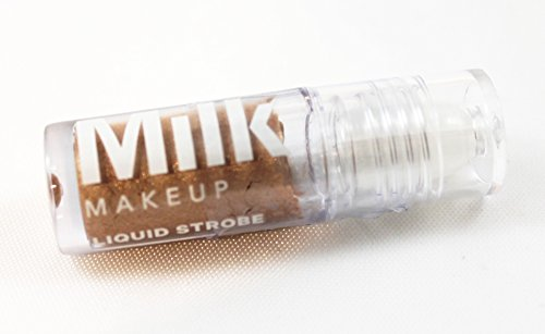 Milk Makeup Beauty Liquid Strobe Bronze Highlighter Coutour Beam .068 Ounce Mini Trial Size Travel