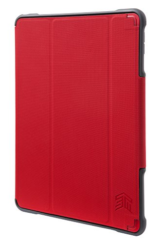 STM Dux Plus Ultra Protective Case for Apple iPad Pro 12.9, 2017 and Generation 2015 - Red (stm-222-165L-29)
