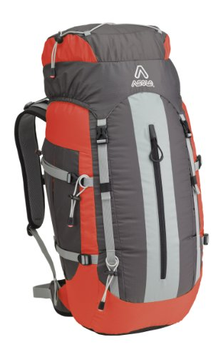 Asolo Equipment UltraLight 40-Liter Backpack (Red), Outdoor Stuffs