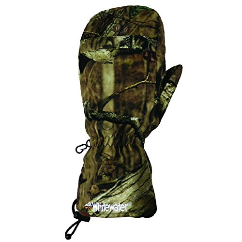 Whitewater Sleeping Bag Mitt with Removable Liner, Mossy Oak Infinity, Medium/Large