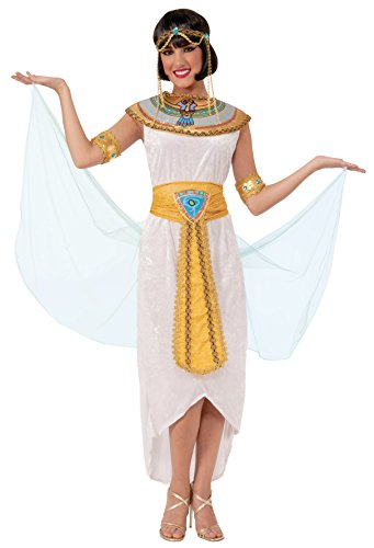 Forum Novelties Women's Egyptian Queen Costume, Multi, One Size (Couples Costumes)