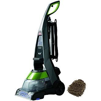 Bissell 17N4P Carpet Cleaner, Deepclean Pet Professional (Complete Set) w/ Bonus: Premium Microfiber Cleaner Bundle