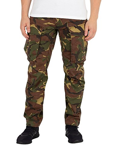 Used, G-Star Men's Rovic 3D Tapered Army Pants Dark Fall for sale  Delivered anywhere in USA